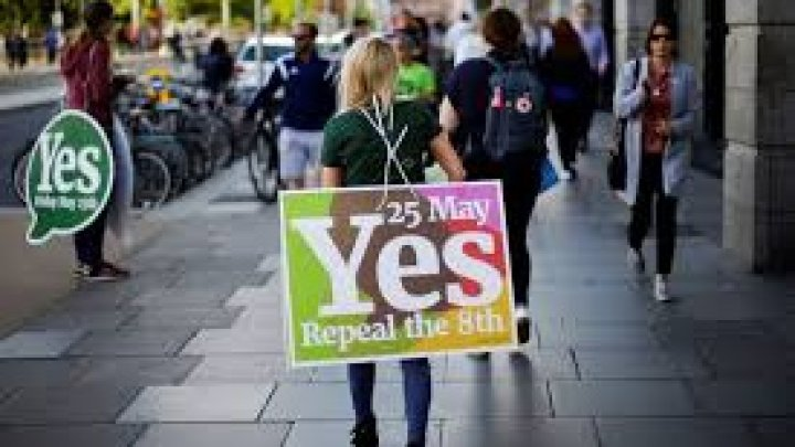 Irish abortion referendum: Official results show 'REPEAL' majority