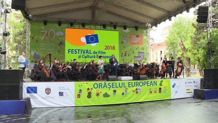 European Film and Culture Festival 2018 starts in Chisinau