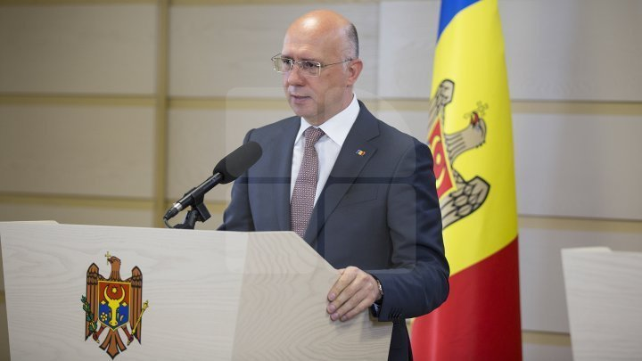 Pavel Filip: Moldova's actual situation results from long-term governance