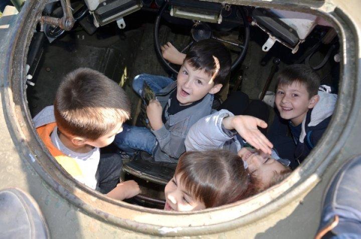 Dimitrie Cantemir Anti-Air Missile Regiment reaches 26 years