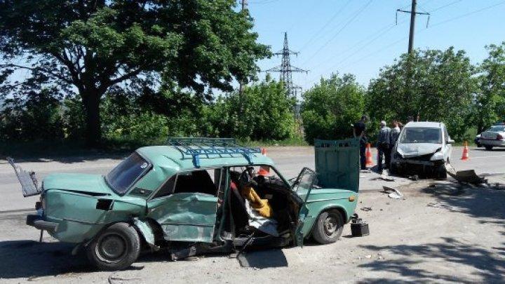 Grave accident on Bălţi-Gloden. Victims registered