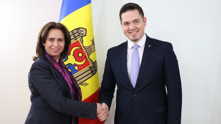 EBRD pledges support Republic of Moldova in country reformation