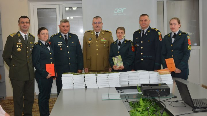 Personnel management tabled by Romanian - Moldovan Defense Ministries