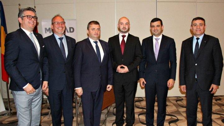 Multiple Romanian companies are interested in investing millions of lei in Moldova