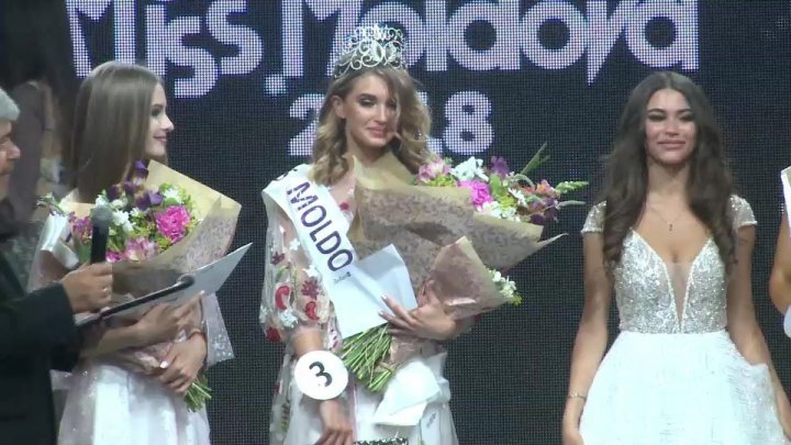 Who is the most beautiful Moldovan lady?