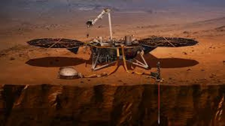 NASA launches mission to Mars: 'first outer space robotic explorer to study the interior of Mars'