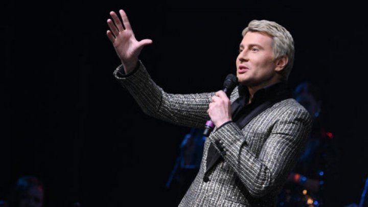 Nikolay Baskov will perform today in the Great National Assembly Square