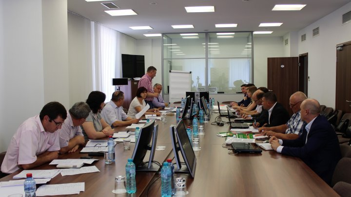 Working meeting of experts in veterinary and phytosanitary fields in Chisinau
