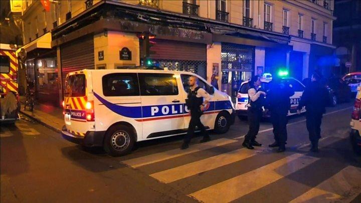 Paris stabbing: Suspect 'born in Russia's Chechnya'