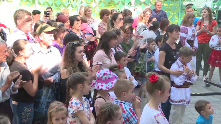 Big surprises and presents for Lozova villagers. Locals celebrate 598th anniversary