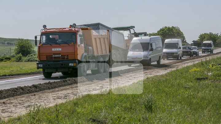 Good roads for Moldova: Main street from Loganesti village to be repaired
