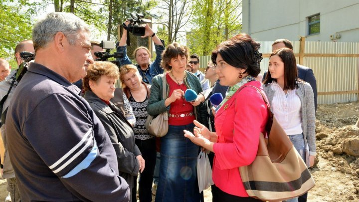 Silvia Radu: Chisinau City Hall needs just and apolitical people