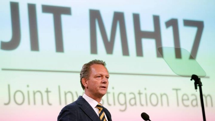 Flight MH17 blown out in Ukraine by Russian missile, investigators say
