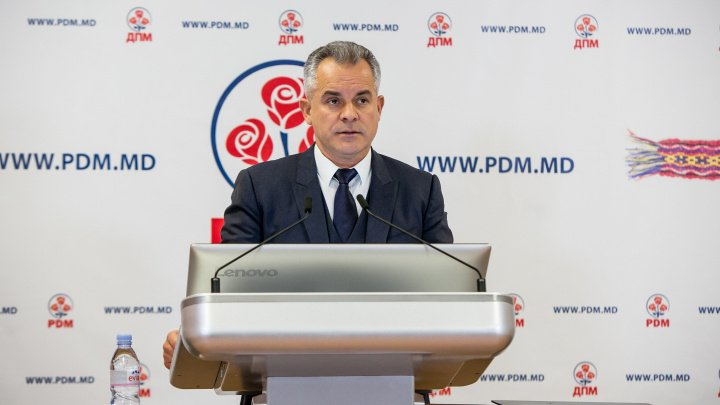 Vlad Plahotniuc: It would be a political suicide for the opposition to say that they will make an alliance with the ruling party
