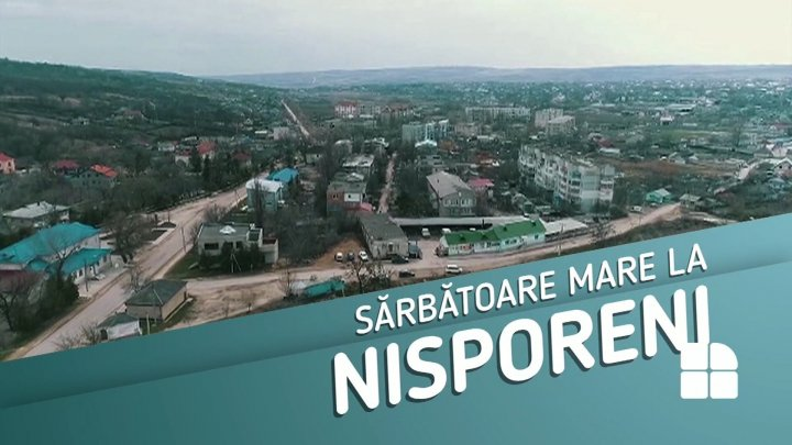 Nisporeni city's 400th anniversary: What we await this weekend