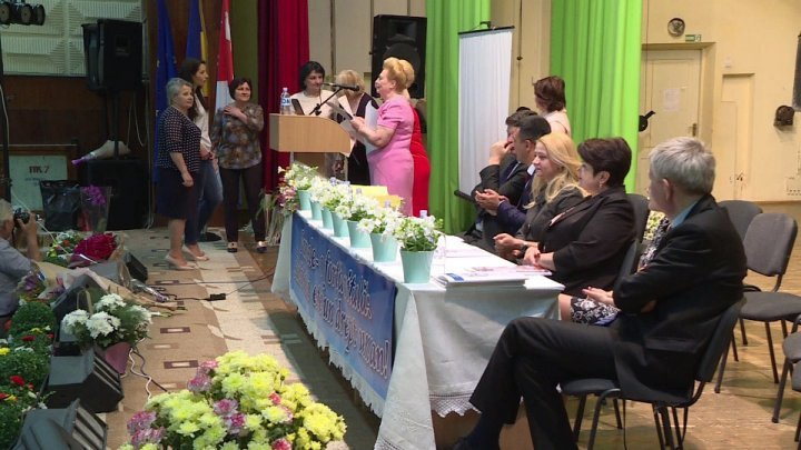 Best 500 nurses in Moldova receive diplomas of merit for dedication
