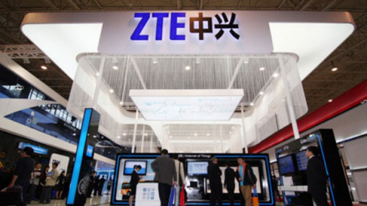 Donald Trump pledges to help  ZTE Corp get back on its feet