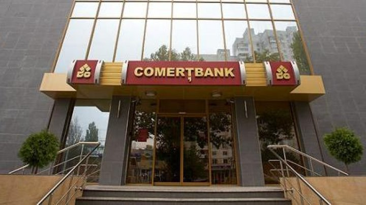 National Bank of Moldova fined COMERȚBANK with over 2 million lei