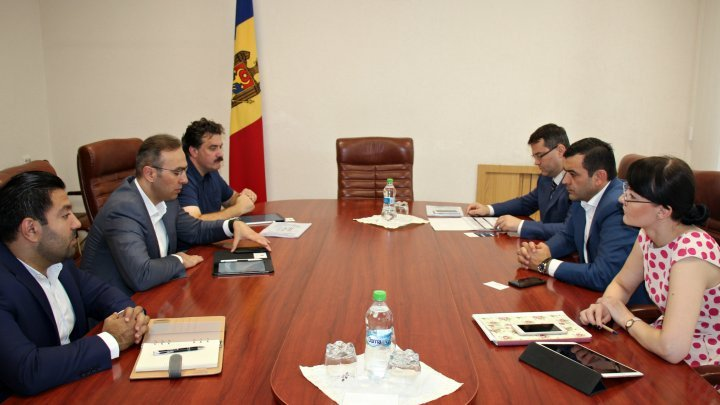 Azerbaijani company willing to join infrastructure development in Moldova