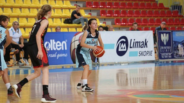 Moldovan U-16 National Women's Basketball to participate European Championship