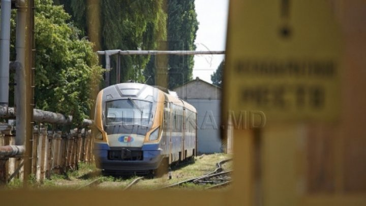 Grave incident in Leova: Man killed after being hit by train