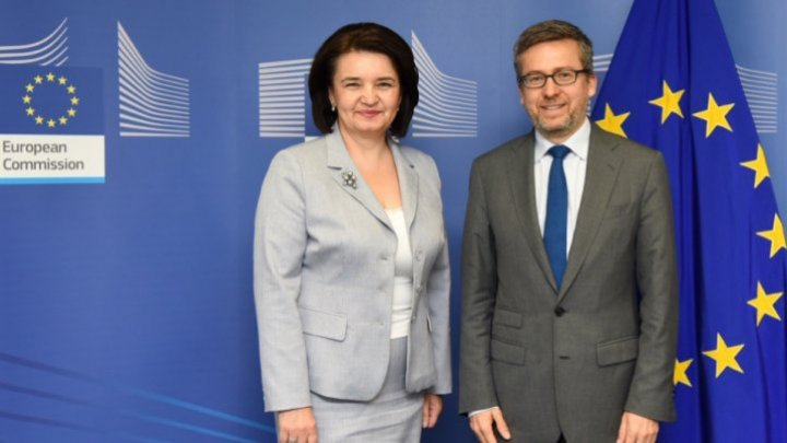 European Union promised to support Moldovan researches in adhering to international projects and programs
