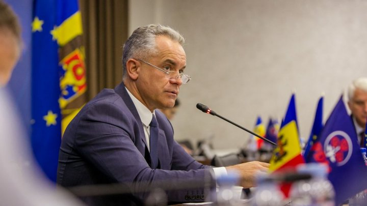 Vlad Plahotniuc on Good Roads for Moldova: Workers held accountable for quality deviations