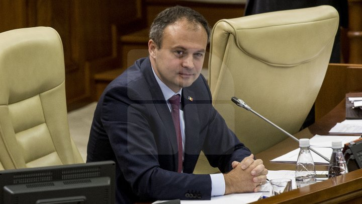 Andrian Candu: Moldova counts on US supports