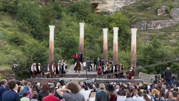 DescOperă open air classical Festival to blow up Old Orhei
