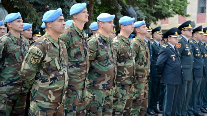 National Army deployed in new peacekeeping mission in Kosovo