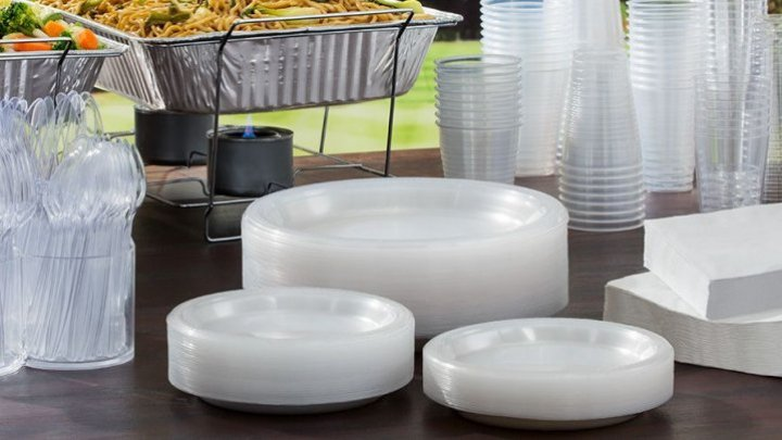Disposable plastic dish ban initiated in Parliament