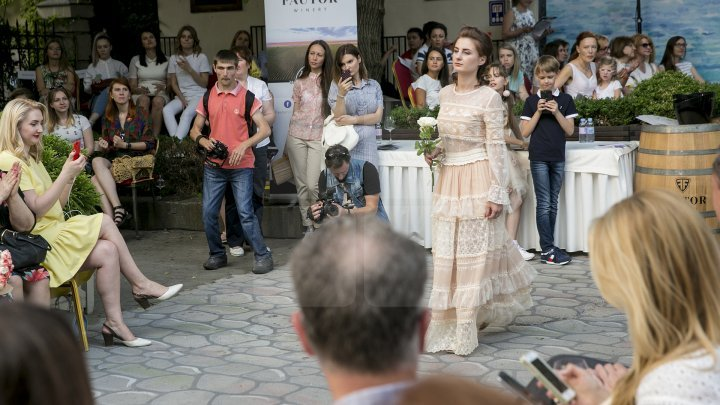 Moldovan designers presented their new summer collections (PHOTOREPORT)