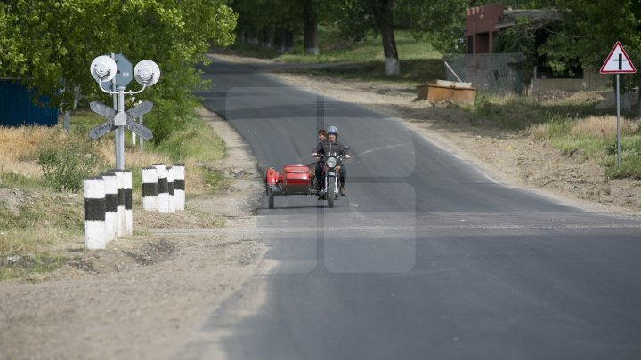 Road repairs in 50 localities of Cantemir executed by autumn