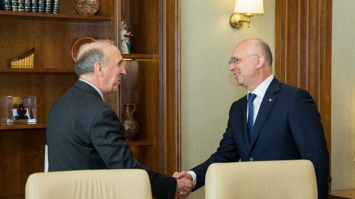 USA reconfirms support for Moldova's modernization