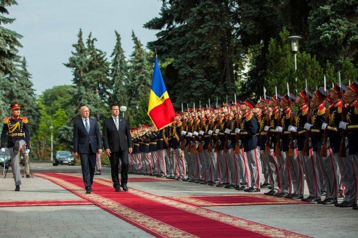 Estonia PM Juri Ratas: Moldova is always on Estonia's list of priorities