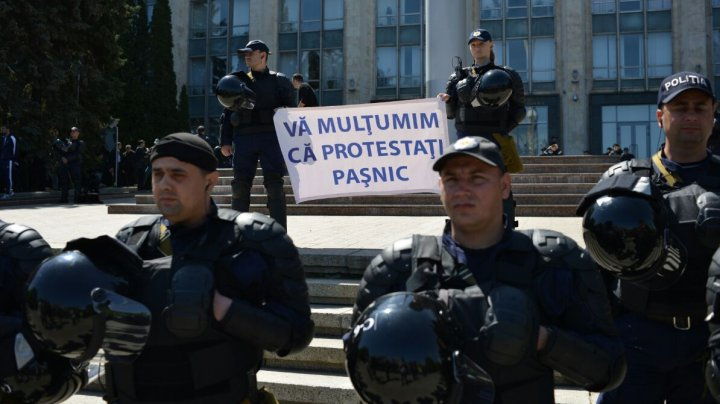 Police to intervene promptly in violence of protests
