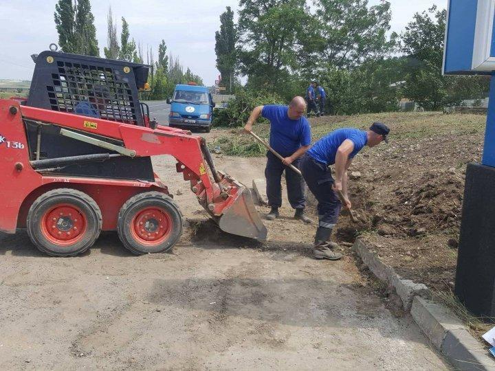 Rescue unit created near Leuşeni Customs. Moldovan firefighters to intervene in Romanian localities