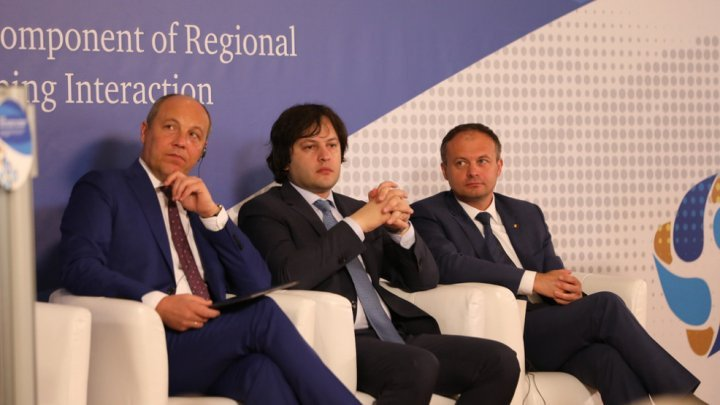 Andrian Candu from Kiev: Zero objective of our trilateral collaboration is to reconnect region to Europe
