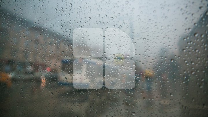 Yellow Warning: Strong rain and storm across Moldova