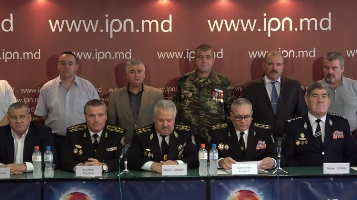 Veterans of the Ministry of Internal Affairs urge supporters of Andrei Năstase to act civilized during protests