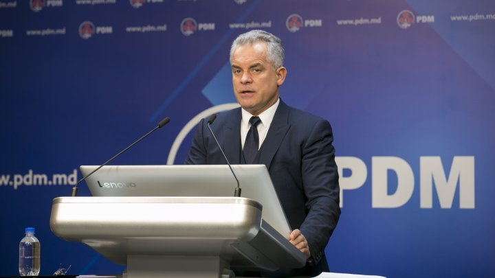 Vlad Plahotniuc: Moldova records historical success at the UN. It was solidarity and effective partnership