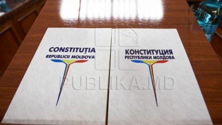 Discriminatory words 'handicapați' replaced in Moldovan Constitution