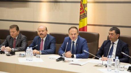Candu convoked Platform of parliamentary control and consultation for the realization of the Republic of Moldova reintegration politics