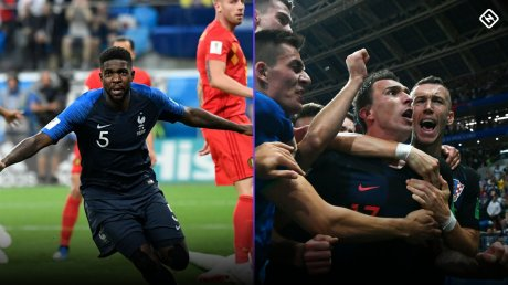 France won Fifa World Cup after beating Croatia 4-2
