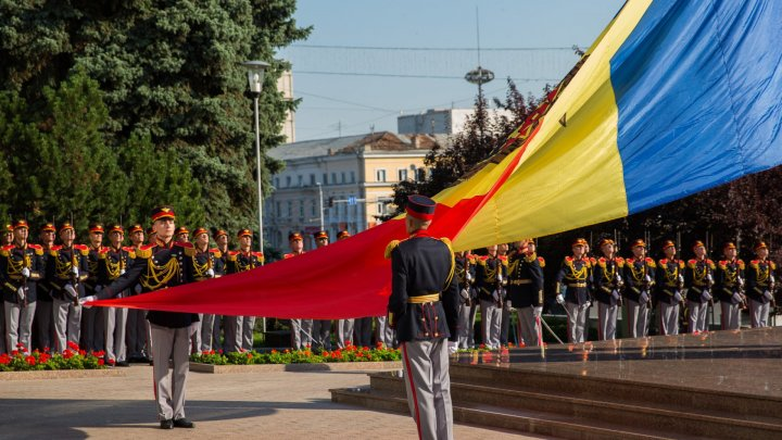 Deputy PM Cristina Lesnic paid tribute to victims of Stalin repression