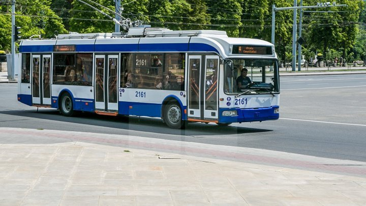 Good news for Chisinau: Air-conditioned trolleybuses will run soon