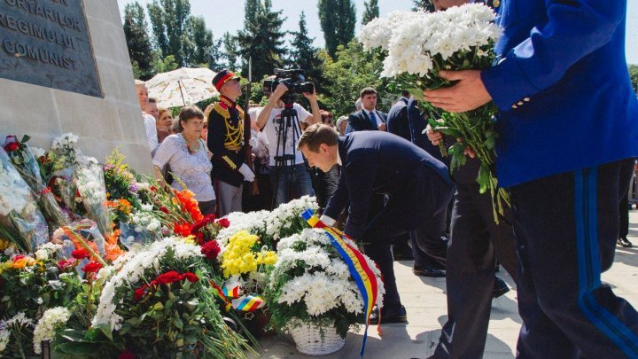Border Police commemorate victims of Stalin deportations