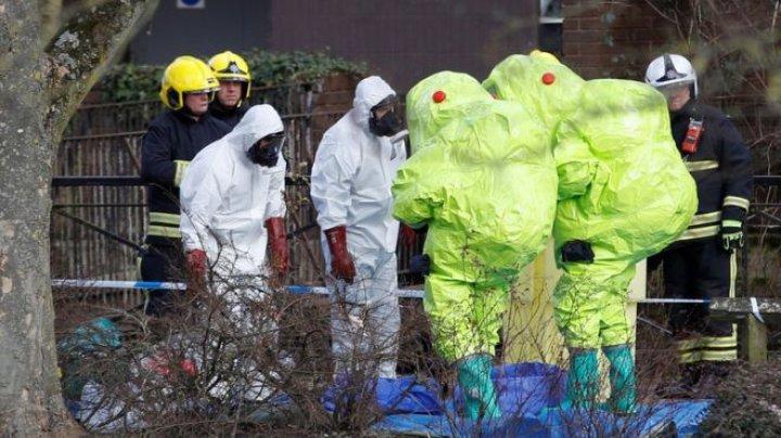 UK calls on Russia 'explain nerve agent poisoning'