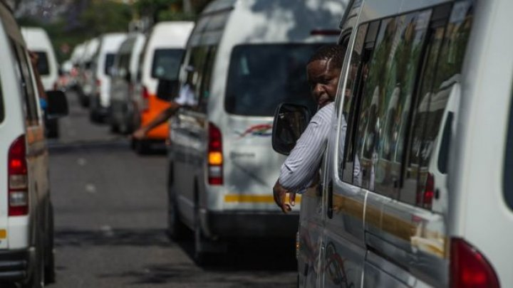 11 taxi drivers shot dead with unclear motive in South Africa
