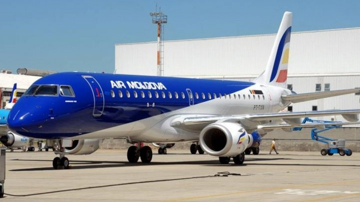 Economy Minister explains why Air Moldova offered for sale